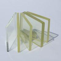 enkelvoudig glas